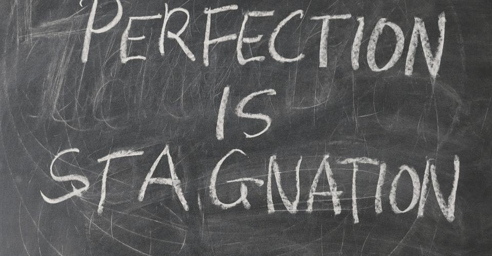De moed om niet perfect te zijn